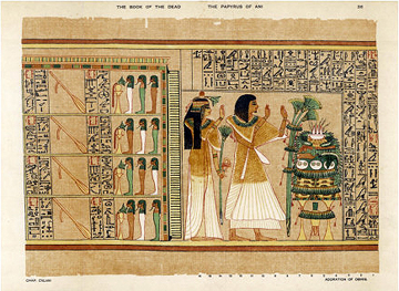 book of the dead history