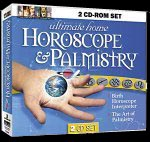 Ultimate Home Horoscope & Palmistry 2 CD-ROM Set