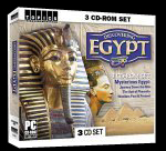 Mysterious Egypt 3 CD-ROM set