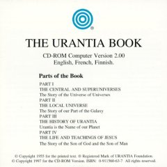 The URANTIA Book - CD-ROM