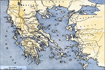 ancient greek and roman republic political developments essay How did the roman republic differ from athenian democracy  center of political life so the roman kingdom/republic  the roman republic and greek democracy .