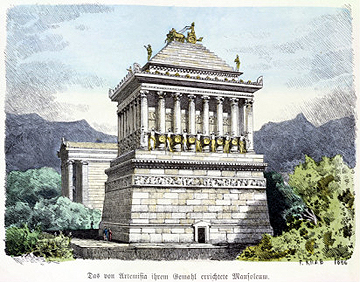 Seven Wonders of the Ancient World - Occultopedia, the Occult and ...