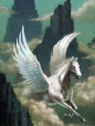 Real Pegasus Horse Flying | www.pixshark.com - Images ...