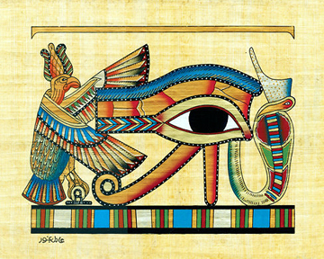 Eye of Horus - Occultopedia, the Occult and Unexplained