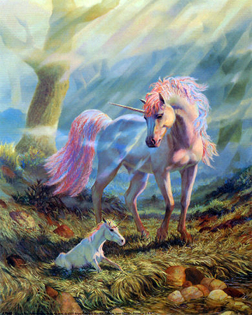 Unicorn The Horned Horse Occultopedia The Occult And Unexplained