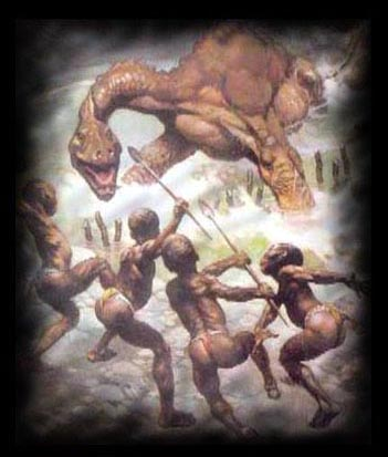 Mokele-Mbembe, the living dinosaur - Occultopedia, the